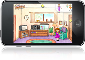 My PlayHome - An imaginative play house app for young children